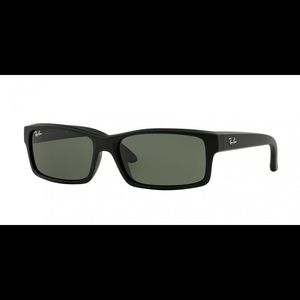 Ray Ban POLARIZED Sunglasses RB4151 601 NEW